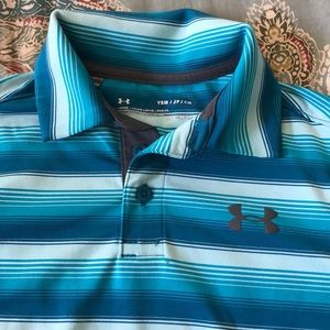 Under Armour Polo shirt size Small 8